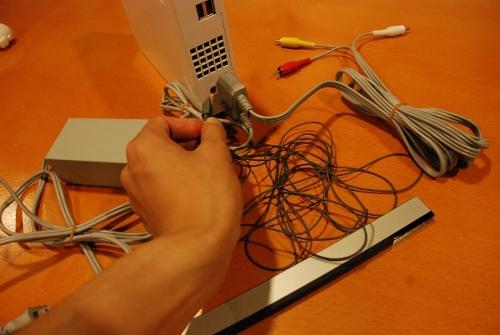 センサーの接続