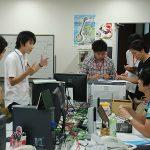 コンテンツクリエイションチーム ISMS内部監査