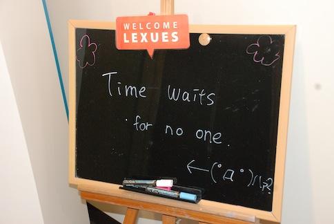今週の黒板2010_1025