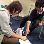 アカデミー生のアプリが沖縄タイムスに掲載されました!