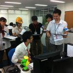 テクノロジーソリューションチーム ISMS内部監査