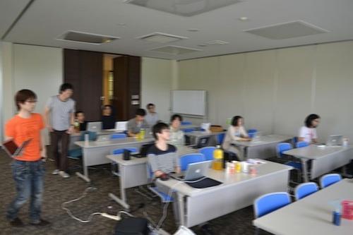 Rails Hackathon in Okinawa