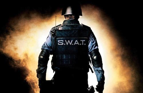 写真:2003年公開映画「S.W.A.T.」より