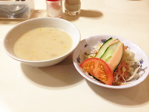03_サラダとスープ