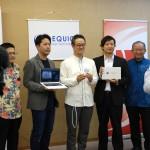 レキオ・パワー・テクノロジー/レキサス/リバネスの3社が資本および業務提携を発表、本日沖縄県庁で記者会見を行いました