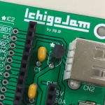 IchigoJamを使ったプログラミング教室「キッズベンチャー沖縄」が沖縄国際大学で開催されました