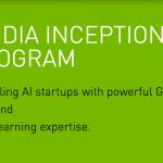 NVIDIA社に「INCEPTION PROGRAM」のパートナー企業として認定されました