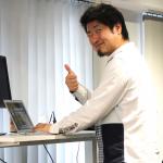 東京オフィスに新兵器が導入されましたっ!